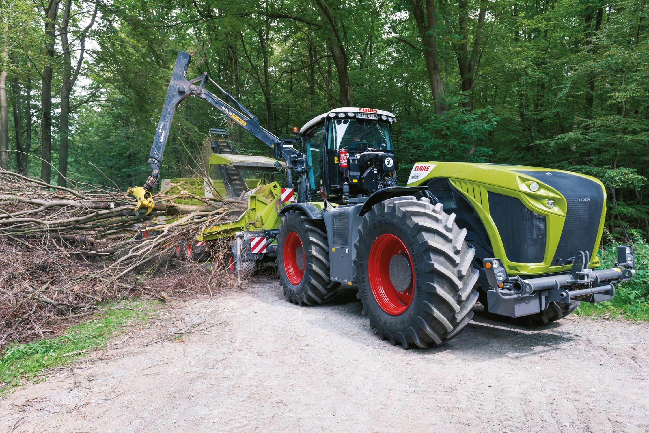 Claas pr sent au salon bauma 2016 le r seau des coop ratives d 39 utilisation de mat riel agricole - Cars et les tracteurs ...